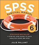 img - for SPSS Survival Manual book / textbook / text book