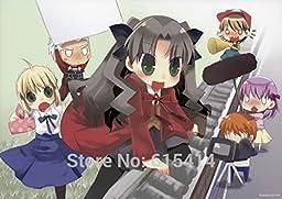 Anime family 562 Fate Stay Night Saber - Japan Anime Cute Art 19\