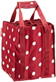 Reisenthel CA1114 Bottlebag, ruby dots