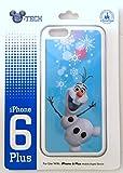 NEW Disney D-tech World WDW Parks Authentic 2014 Frozen Olaf Snowman Iphone 6 Plus Phone Hard Case