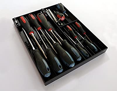 Screwdriver Organizer - Black