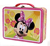 Minnie Mouse Large Tin Box Carry All
