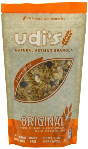 Udi's Natural Original Granola, 13Ounce Bags (Pack of 6) Picture