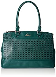 Lavie Taino Women's Handbag (Dark Green)
