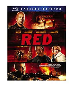 Red (Special Edition) [Blu-ray]