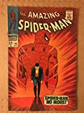 Amazing Spider-man #50 1967 first printing Marvel Comic Book 1st Appearance of Kingpin Spiderman