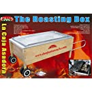 La Caja Asadora China Roasting Box with Free Meat Thermometer and Syringe