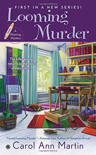 Image of Looming Murder: A Weaving Mystery