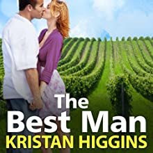 The Best Man Audiobook by Kristan Higgins Narrated by Amy Rubinate