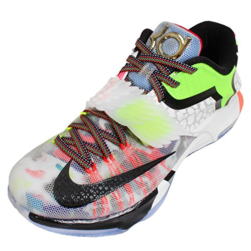 pictures of Nike Men's KD VII SE EP , WHAT THE KD-MULTI-COLOR/BLACK-HORIZON, 9.5 M US