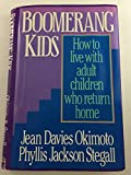 img - for Boomerang Kids: How to Live With Adult Children Who Return Home book / textbook / text book