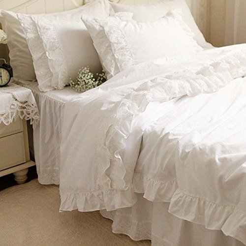 Lace Bedding Sets 2252 front