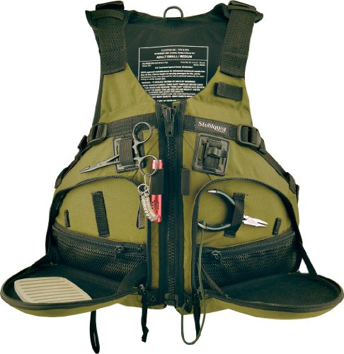 Stohlquist Fisherman Personal Floatation Device,