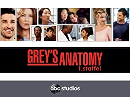 Grey's Anatomy - Staffel 1