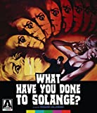 What Have You Done To Solange? [BLU-RAY + DVD]