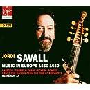 Musique européenne 1550-1650 (Coffret 5 CD)