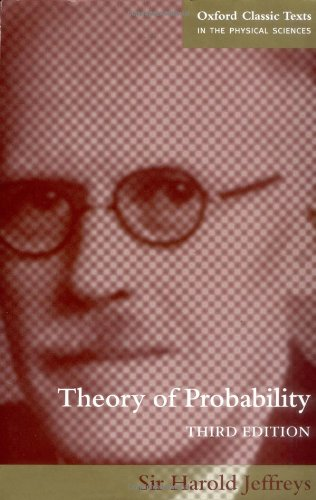 the estimation of probabilities an essay on modern bayesian methods