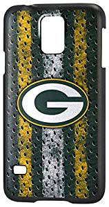 Team Pro Mark Licensed NFL Green Bay Packers Slim Series Protector Case for Samsung Galaxy S5 - Retail Packaging - Green/White/Yellow from Team Pro Mark