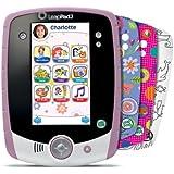 LeapFrog LeapPad2 Kids' Learning Tablet (Custom Edition), Pink