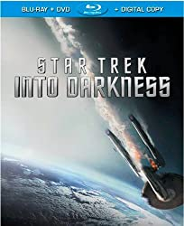 Star Trek Into Darkness (Blu-ray + DVD + Digital Copy)