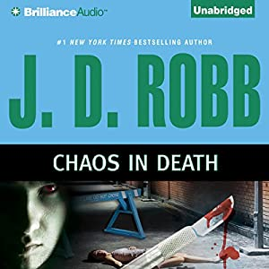 Chaos in Death Audiobook