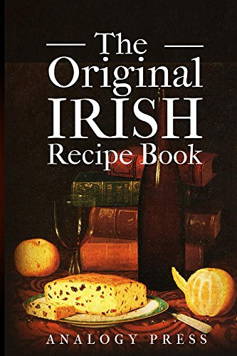 The Original Irish Recipe Book by Viola Dono
