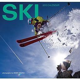 Ski 2013 Calendar