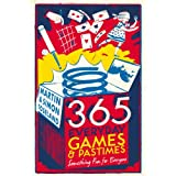 365 Everyday Games and Pastimes: Something Fun for Everyoneby Martin Toseland