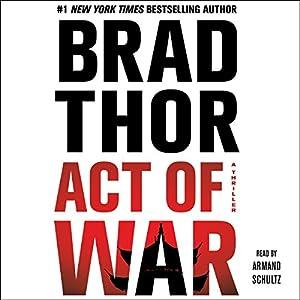 Act of War Audiobook