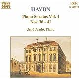 Haydn: Piano Sonatas 36, 37, 38, 39, 40, 41