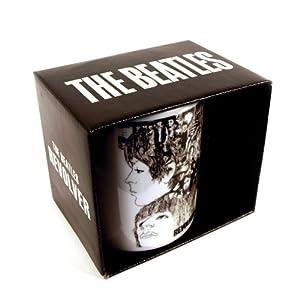 The Beatles 'Revolver' Official Album Cover Mug