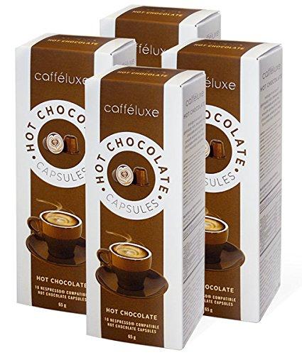 Nespresso Compatible Capsules Hot Chocolate (40) (Nespresso Hot Chocolate Capsules compare prices)