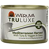 Weruva Tuna and Veggies Food for Pets, 6-Ounce, Gravy, Pack of  24