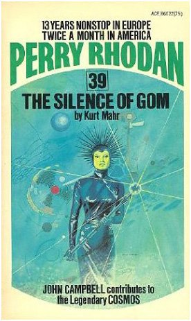 Image for The Silence of Gom (Perry Rhodan #39)