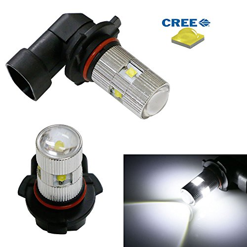 iJDMTOY HID Matching White 25W CREE 9005 LED Bulbs For High Beam Daytime Running Lights For 2007 2008 Acura TL or TL Type-S coupons 2016