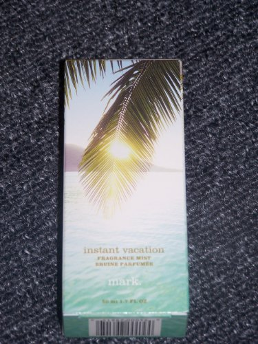 Avon Mark Instant Vacation Perfume Spray Discontinued Item 1.7 Fl Oz