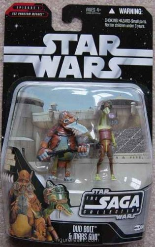 Dud Bolt & Mars Guo from Star Wars - Saga Collection Battle of Naboo