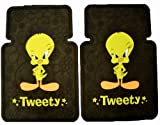 51ErW4rDb%2BL. SL160  Front Car Truck SUV Rubber Floor Mats   Tweety Bird with Attitude