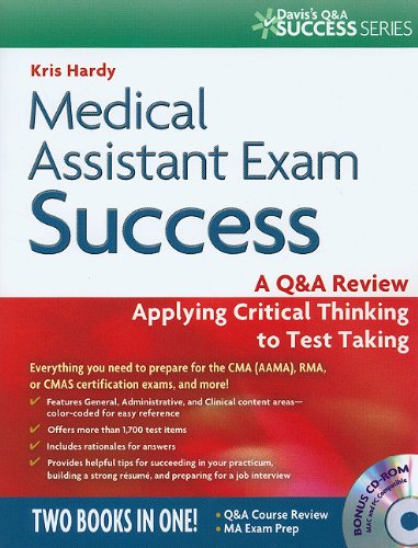 Medical Assistant Exam Success: A Q&A Review Applying...