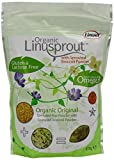 Linusit Sprout Flax Powder with Sprouted Broccoli 375 g (Pack of 2)