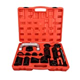 VETOMILE Ball Joint Service Tool Kit 2WD & 4WD Car Repair Remover Installer Universal U-Joint Puller (21PCS)