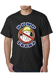 BeWild Brand® - Dump Trump Mens T-shirt