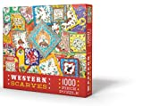img - for Western Scarves Puzzle book / textbook / text book
