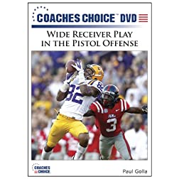 Wide Receiver Play in the Pistol Offense