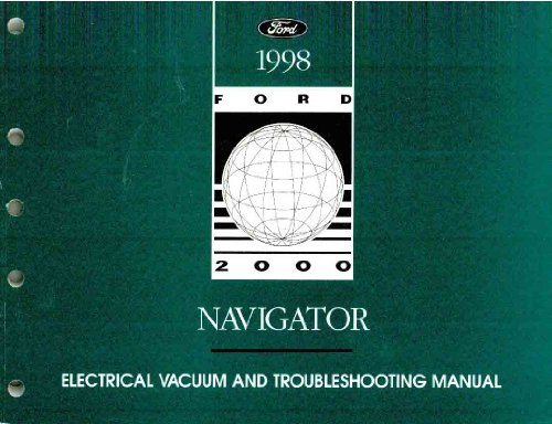 The Navigator Vacuum back-618688