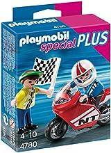 Comprar Playmobil - Niños con moto de carreras (4780)