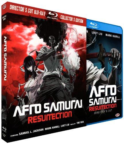 Afro Samurai : Resurrection - Edition Collector Limitée [Blu-ray]