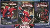 Marvel Spider-man 3 Pack 8 Count Crayons Varied