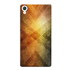 Mobile Back Cover For Sony Xperia Z3 (Printed Designer Case)