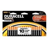Duracell Coppertop with DuraLock AAA - 16PK DOUBLEWIDE MN24B16PTPZ99
